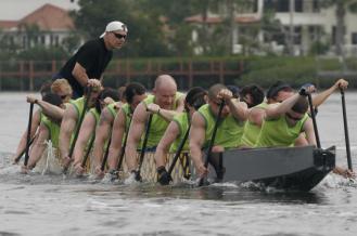 Okanagan Dragon Boat Racing Club Members